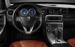 wallpaper S60 interior 02 250x156 Kurztest Volvo S 60