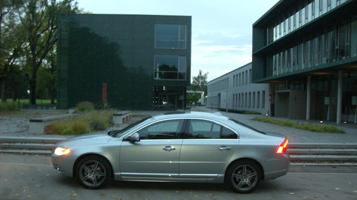 vol facit Im Test:  Volvo S 80 D3
