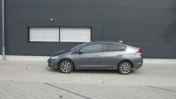 HONDA Insight Hybrid im Test