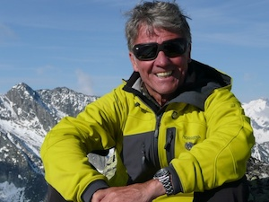 c Peter Habeler Winter 1 kl Bergprofessor Peter Habeler im Interview