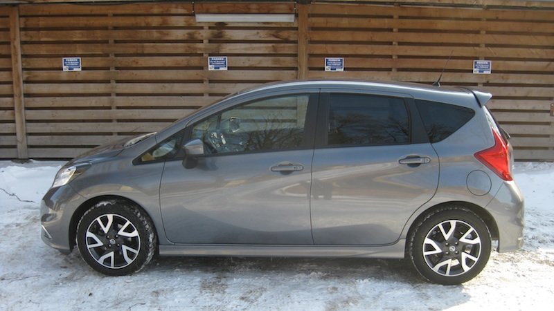 note  Nissan Note 1.2 DIG S im Test