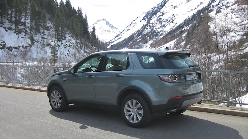 disco 11 Land Rover Discovery Sport 2.0 TD4 im Test