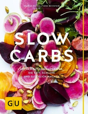 slow carbs Unser Buchtipp: Slow Carbs