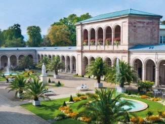 Kurhaus in Bad Kissingen