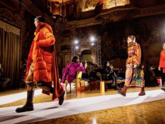 Marc Cain Fashion Show Mailand